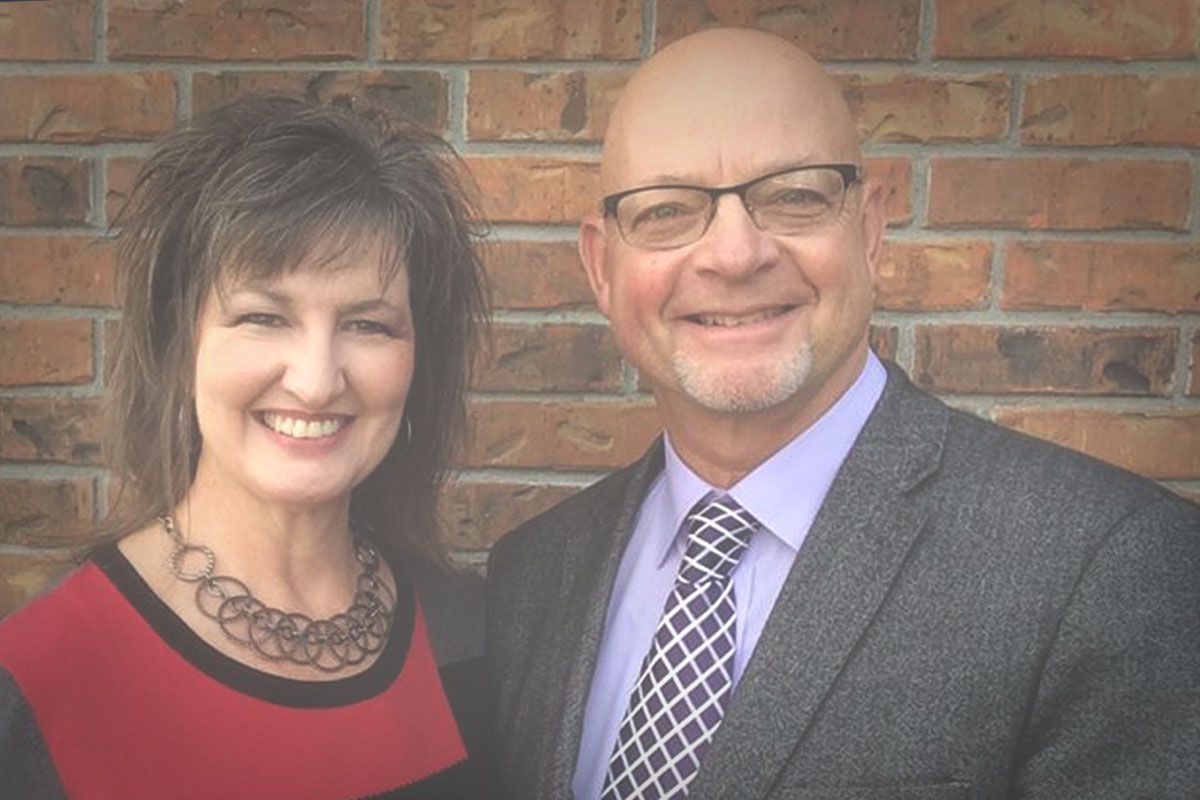 Guest Ministry with Bruce & Joy Clegg