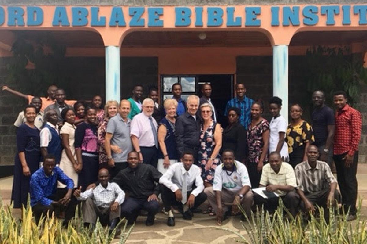 Bible School - Ministry Education